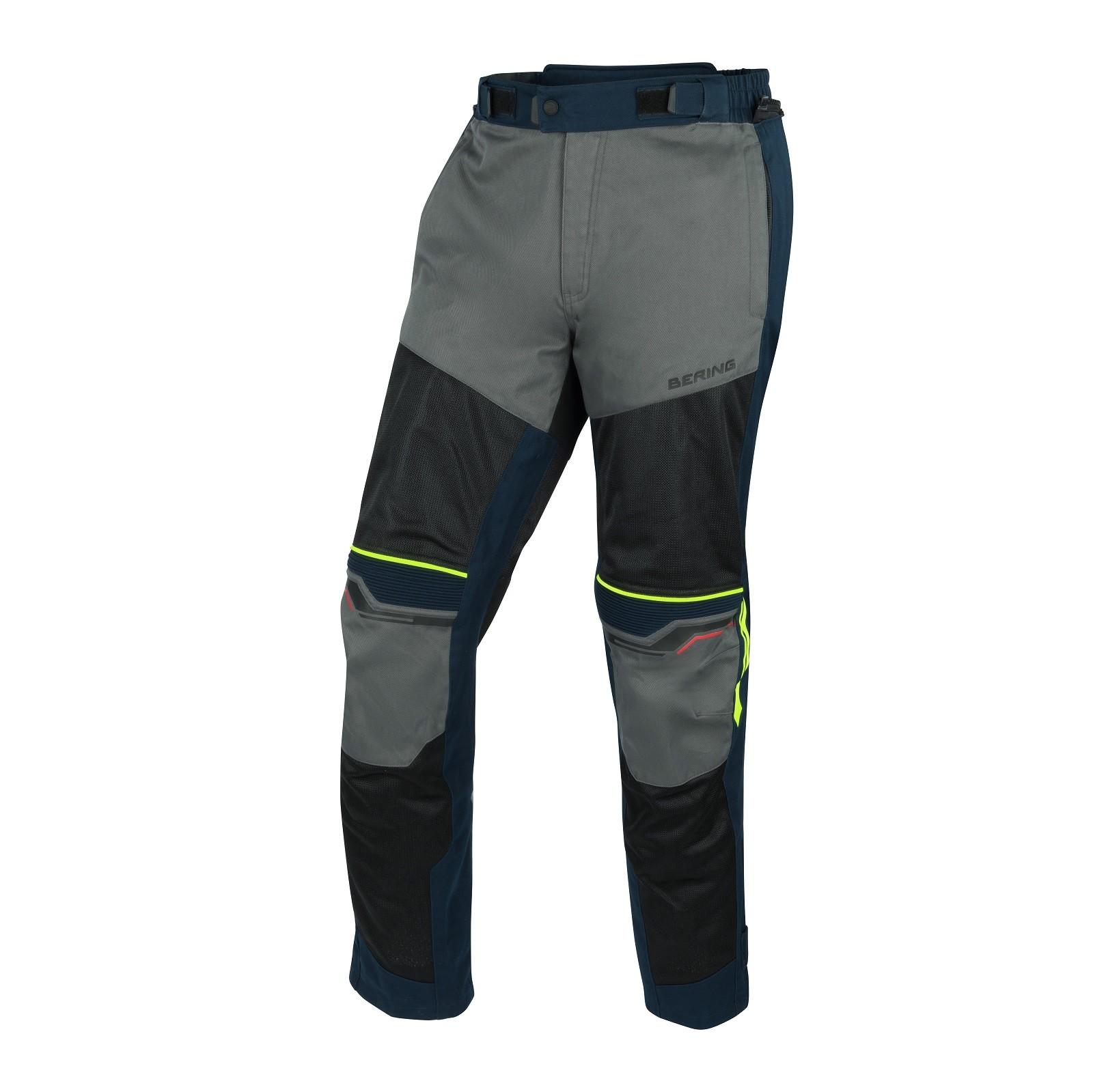 Pantalon BAMAKO Marine/Gris / BTP498